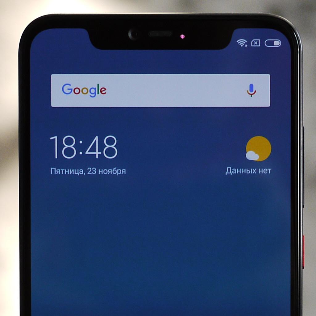 Обзор смартфона Xiaomi Mi 8 Pro: