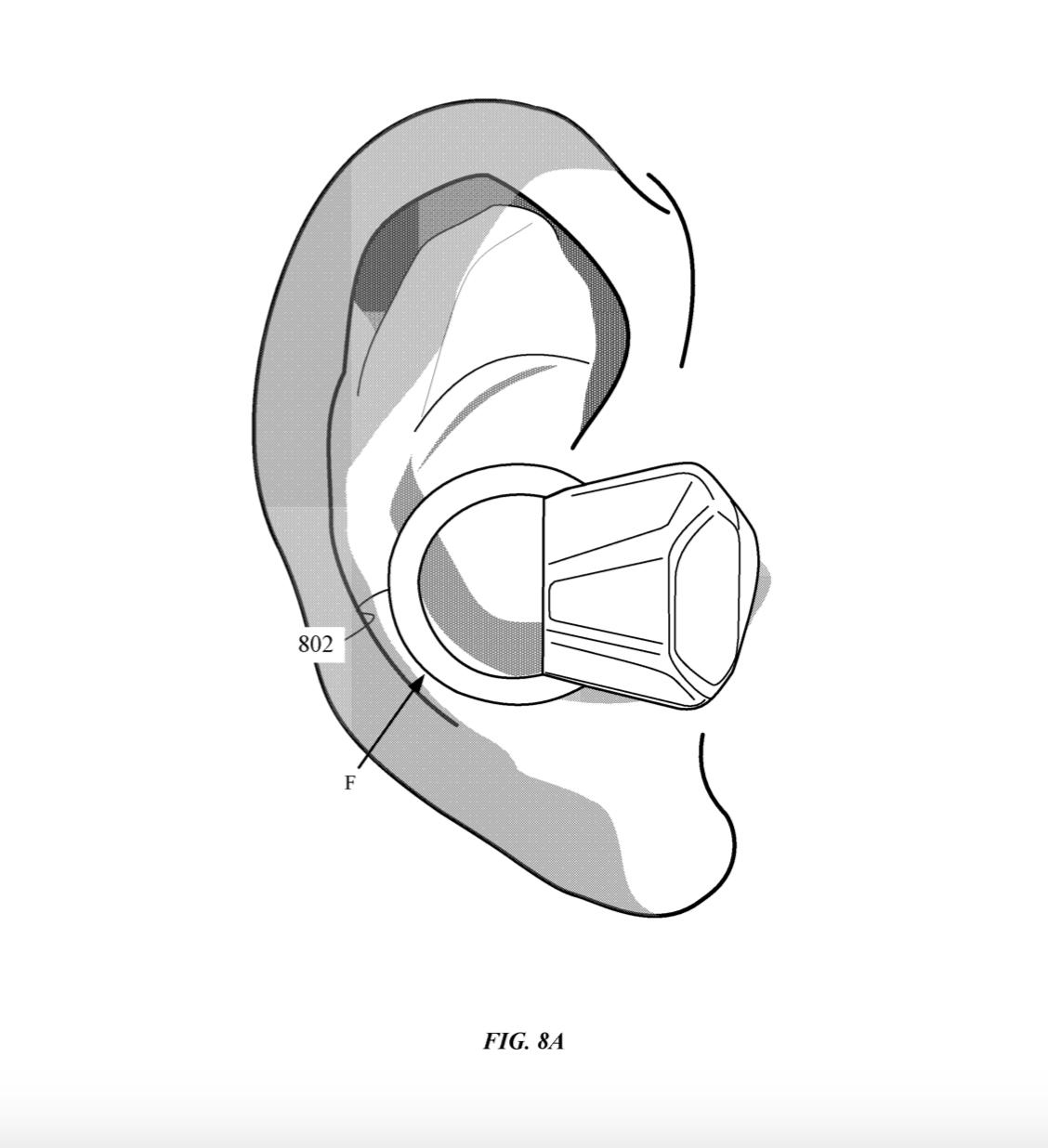 Патент: биометрические AirPods подойдут любому уху