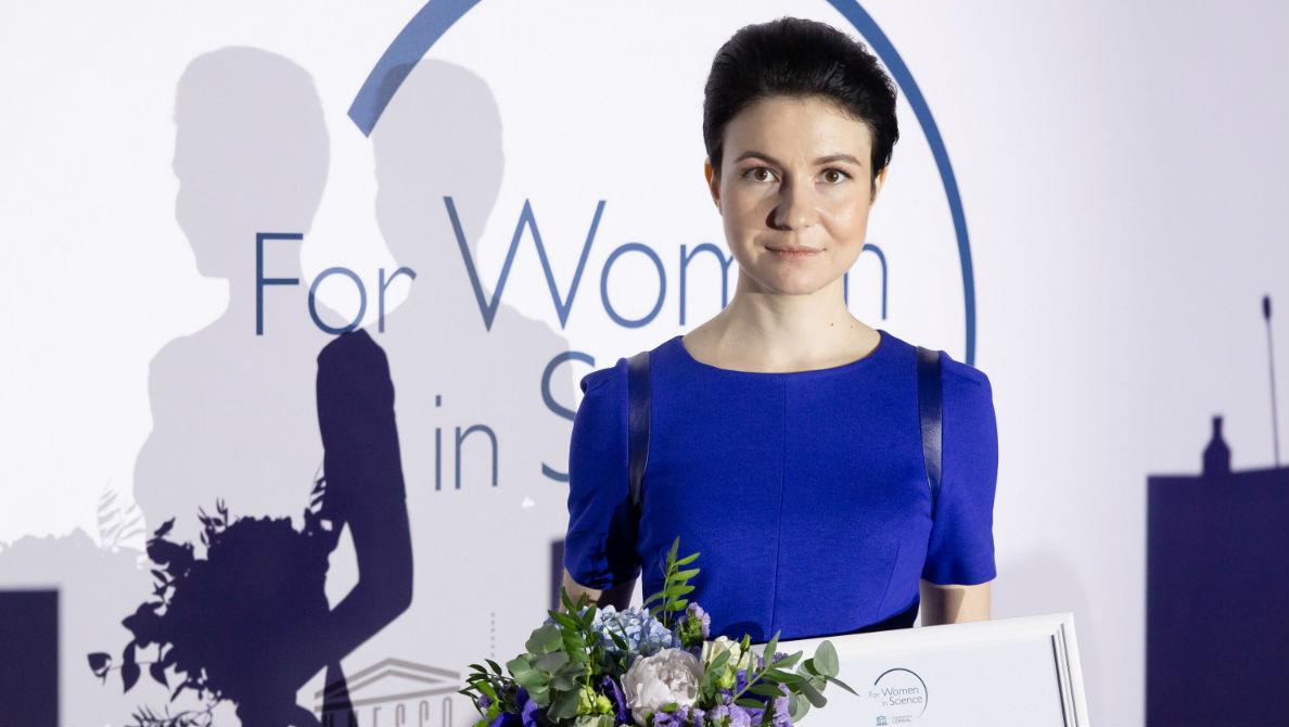 Елена Анашкина.