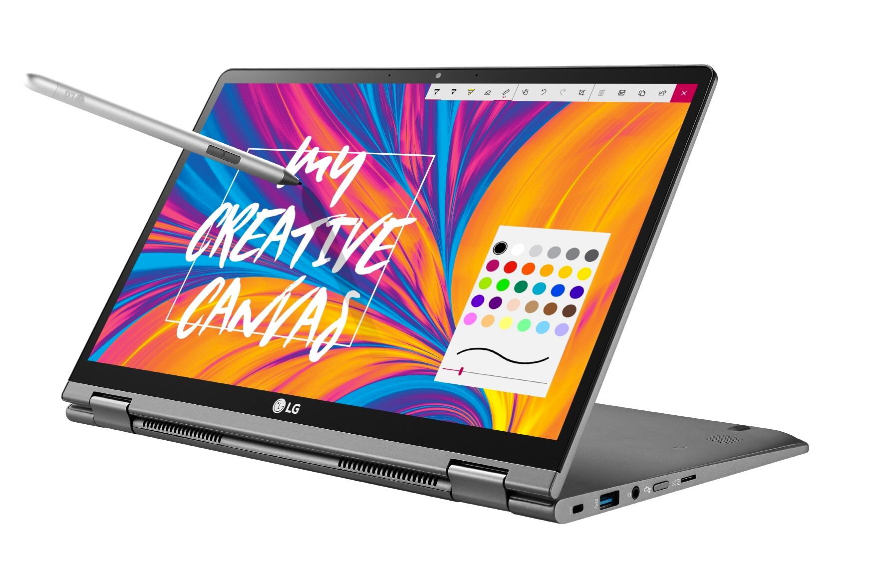 Анонсирован самый легкий в мире 17-дюймовый ноутбук