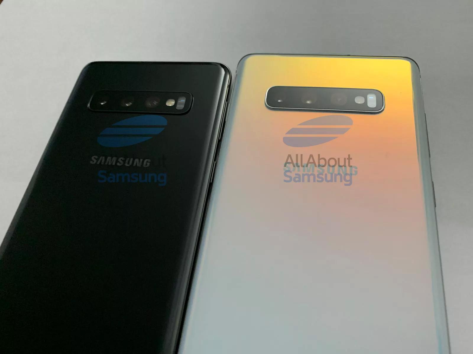 436032edec7bb Samsung Galaxy S10 и S10+: качественные