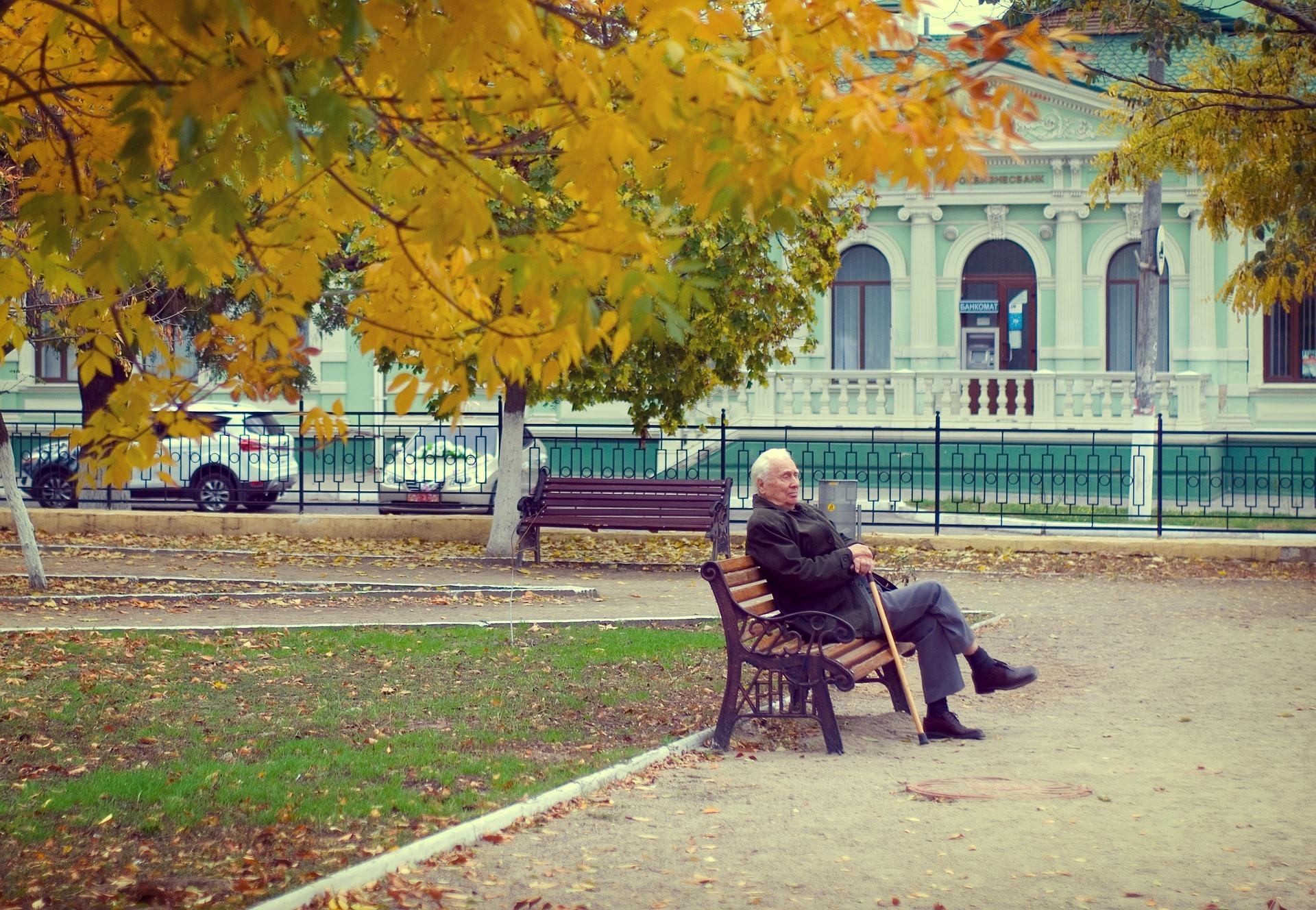 Богатый жизненный опыт подчёркивает индивидуальность пожилых людей.