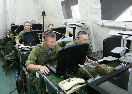 Подразделения связи Воздушно-десантных войск (ВДВ)