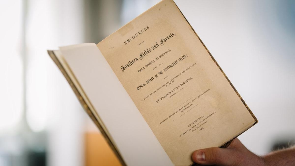 Копия книги Фрэнсиса Порчера.