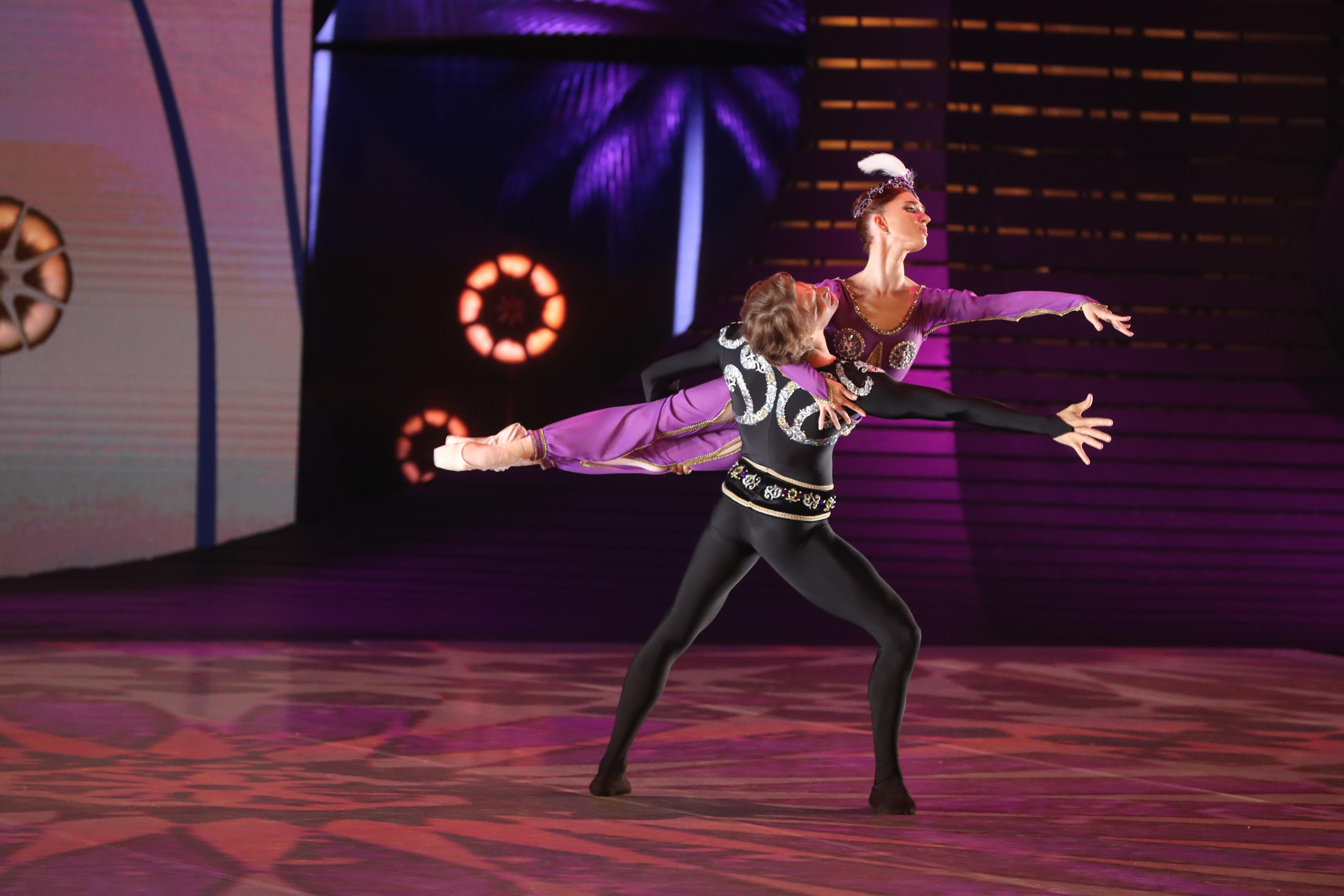«Второго дубля нет»: продолжаются съемки проекта «Большой балет»