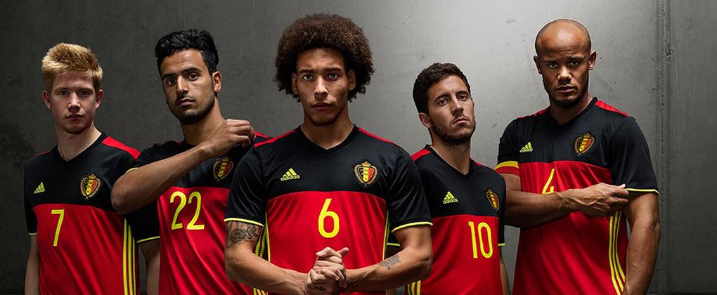 Бельгия словно чемпион, Германия спаслась от позора