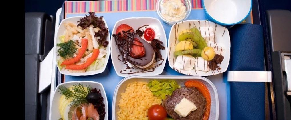 Что мы едим в самолетах