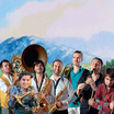 оркестр балканской музыки Bubamara Brass Band
