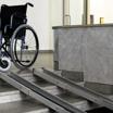 В Севастополе инвалиду отказали в установке пандуса в подъезде