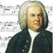 Август Баха. 1. Кантата BWV 33, вступительный гармонизированный хорал