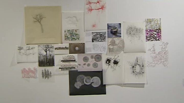 """Выставка """"Удел человеческий"""" открылась в Государственном Центре современного искусства"""
