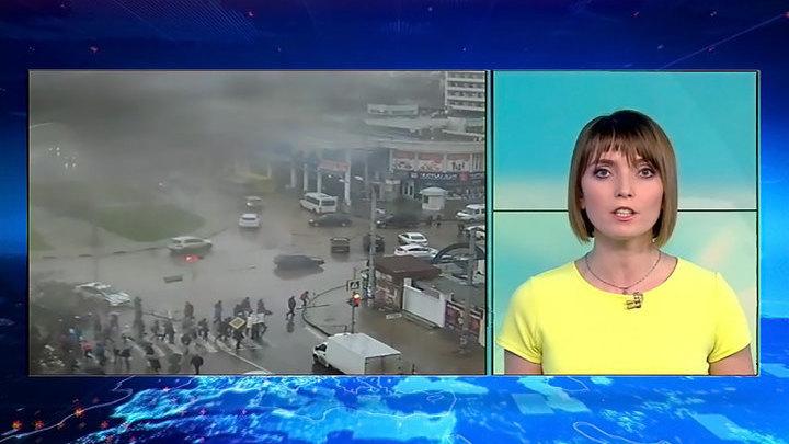 """""""Погода 24"""": циклон Артемий принес """"букет"""" редких явлений"""