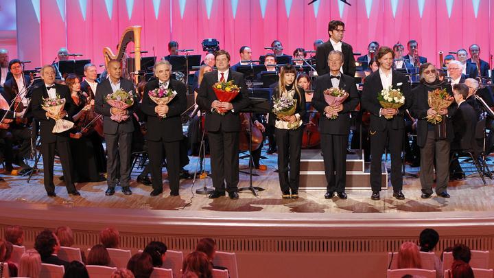 XVI Международный телевизионный конкурс юных музыкантов «Щелкунчик». Торжественная церемония открытия. КЗЧ, 2015