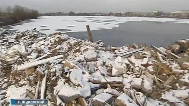 В Жуковском запахло экологической катастрофой