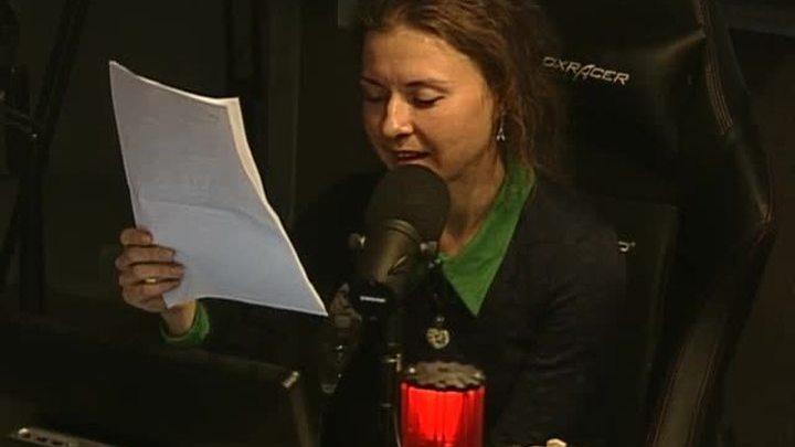 Из студии на Ямском поле слушатели «Маяка» читают роман