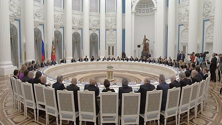 На заседании Совета по культуре и искусству при президенте РФ подвели итоги года