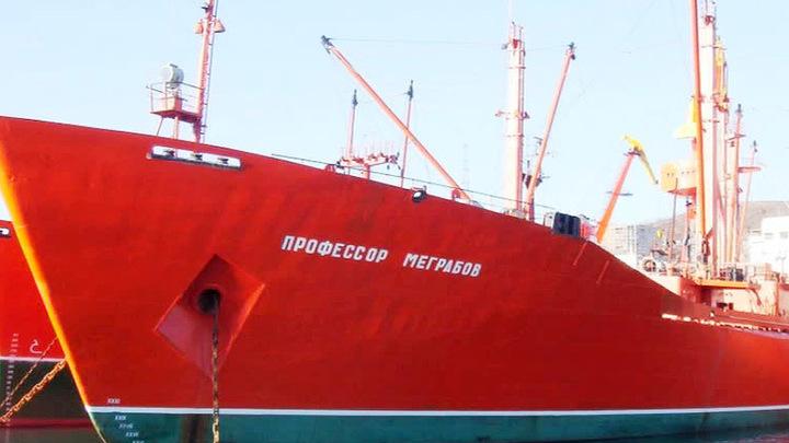 Моряков арестованного в Китае российского судна обвиняют в порче имущества