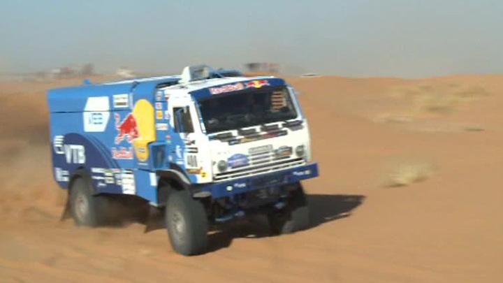 В Марокко прошел первый этап ралли Africa Eco Race