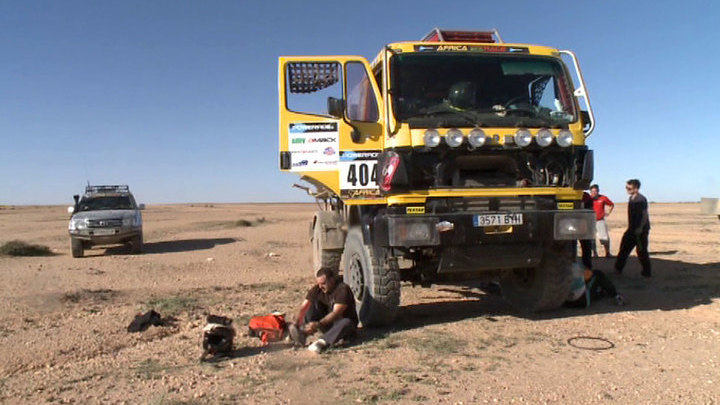 В Марокко завершился пятый этап ралли Africa Eco Race