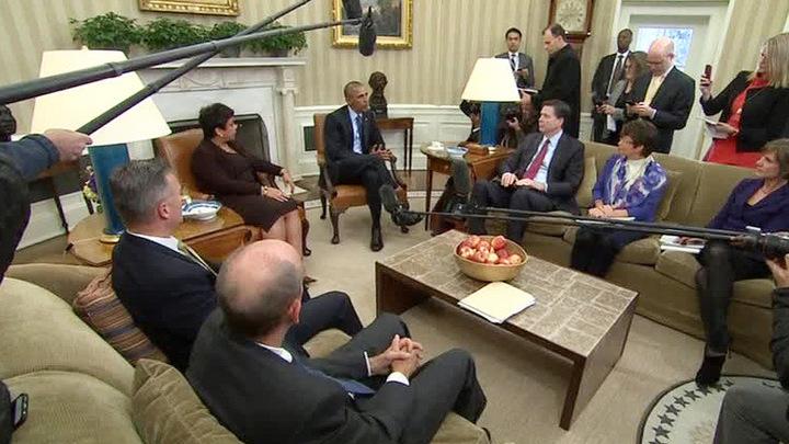 Обама предпримет новую попытку ужесточить контроль над оборотом огнестрельного оружия