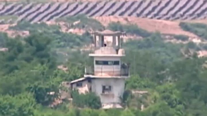 На испытание Пхеньяном водородной бомбы Сеул ответит пропагандой