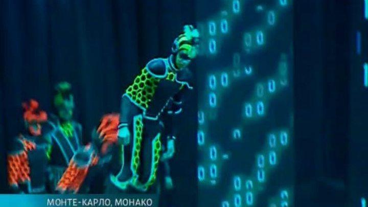 Фестиваль циркового искусства открывается в Монте-Карло