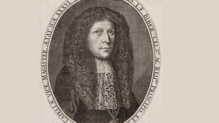 Генрих Игнац Франц фон Бибер,  австрийский скрипач и композитор