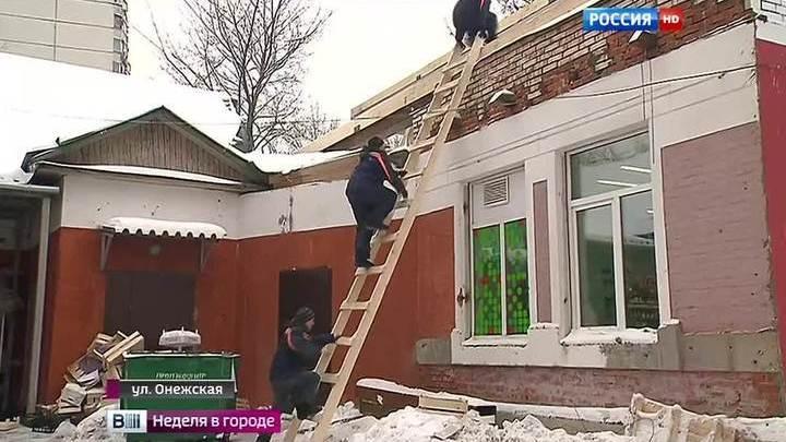 С карты Москвы может исчезнуть еще один памятник архитектуры