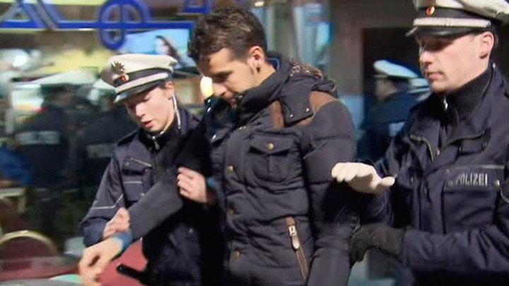 Полиция Дюссельдорфа провела рейд и задержала 40 нелегалов