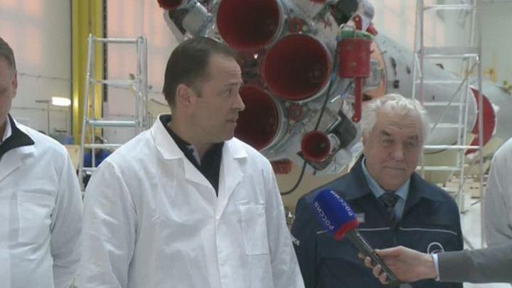 Роскосмос рассказал о первой космической миссии Восточного