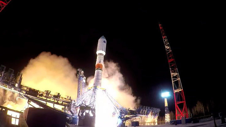 """Российский спутник """"Глонасс-М"""" выведен на расчетную орбиту"""