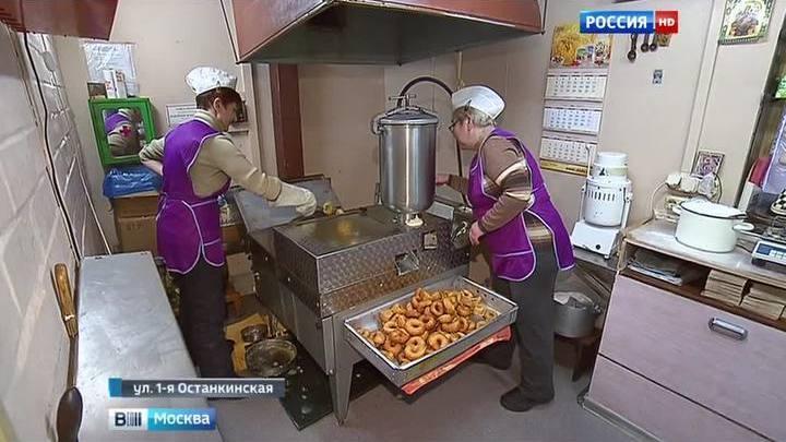 Москвичи могут остаться без легендарных останкинских пончиков
