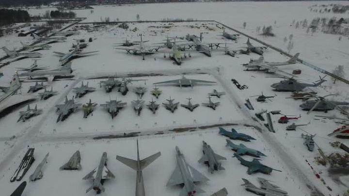 Музей авиации в Монине: компромисс найден