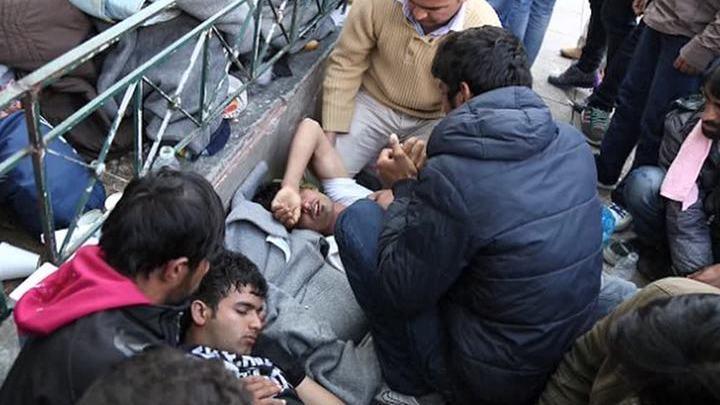 Бунт в Афинах: в Греции начали вешаться из-за миграционных проблем