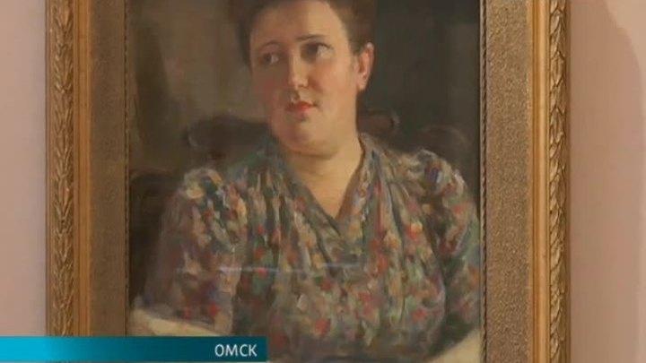 """В Музее имени Врубеля в Омске открылась экспозиция """"Портрет жены художника"""""""
