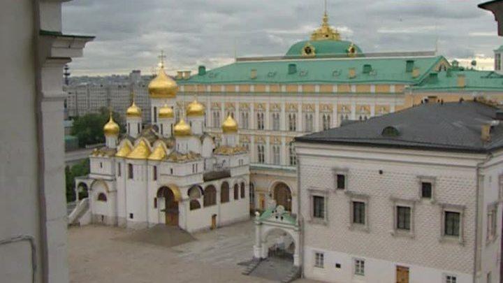 Исполняется 210 лет комплексу Музеев Московского Кремля