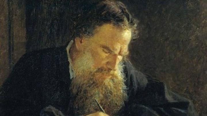 Ге, Потрет Льва Николаевича Толстого (1884)