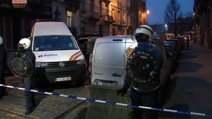 Бельгия: поиски преступников