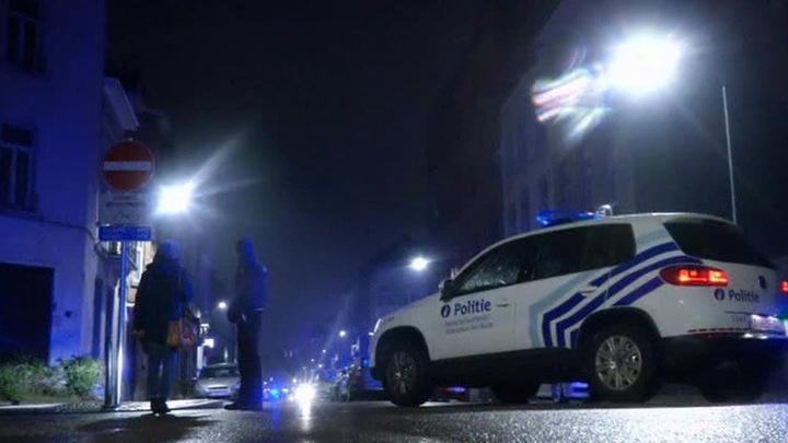 Спецоперация в Брюсселе завершилась задержанием упрямца с рюкзаком