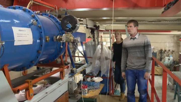В Новосибирске ученые осваивают уникальный лазер
