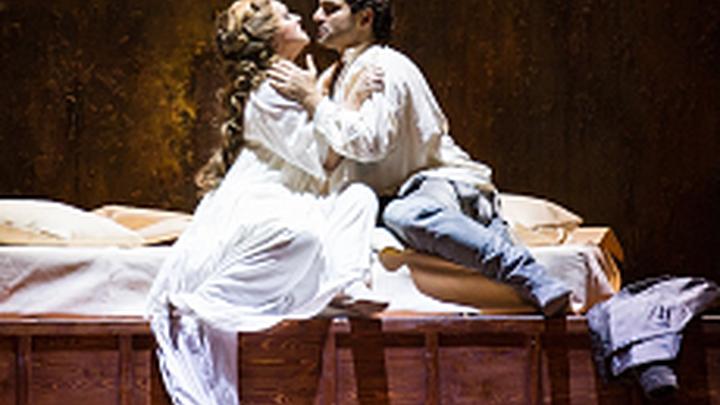 """Гуно - опера """"Ромео и Джульетта"""""""