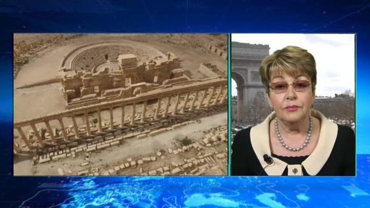 Представитель РФ в ЮНЕСКО: на чьи деньги восстановят Пальмиру