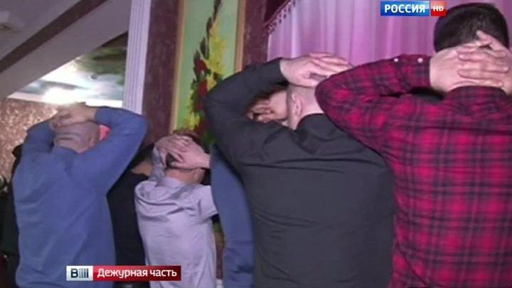 Гашиш и паленый виски: в Екатеринбурге сорвали сходку 167 воров