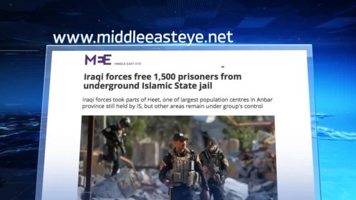 В Ираке полторы тысячи мирных жителей освободили из тюрьмы ИГИЛ