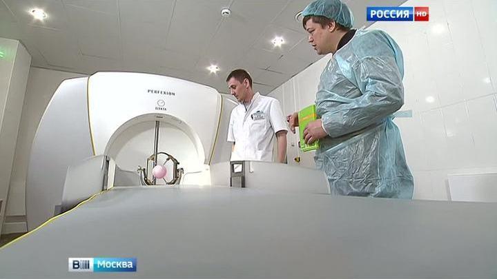 НИИ Склифосовского обзавелся собственным гамма-ножом