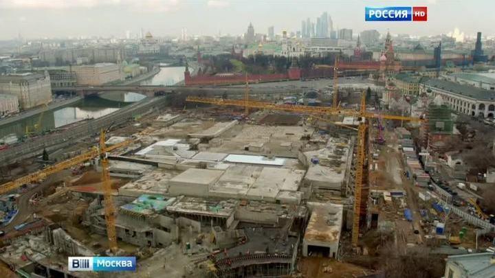 Серебряный клад из Зарядья передан Музею Москвы