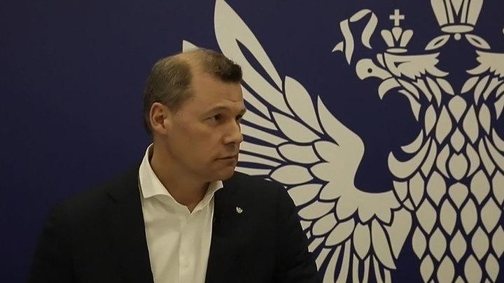 """Программа """"В рабочий полдень"""": Дмитрий Страшнов"""