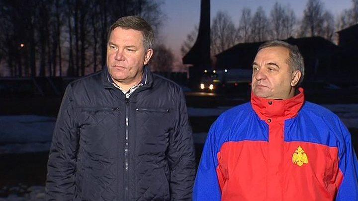 Ледяную пробку в Вологодской области может разбомбить авиация ВКС