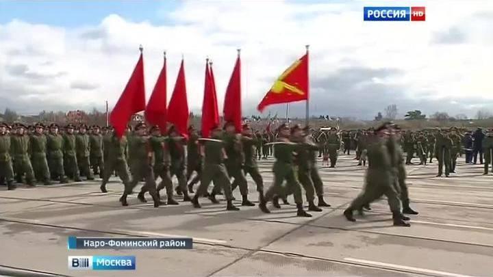 Московский салютный дивизион: 9 Мая будет красиво