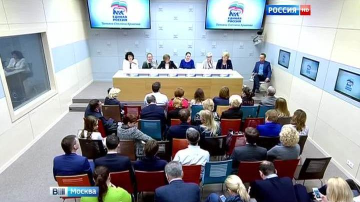 """Московские кандидаты в """"Единую Россию"""" обсудили на дебатах медуслуги, ЖКХ и городскую среду"""